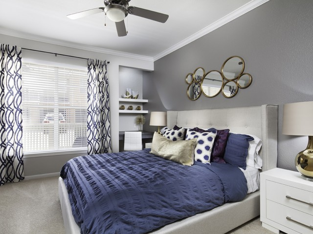 Choose from our spacious and stylish one, two and three bedroom apartment homes at The Brixton Apartments in Dallas, TX