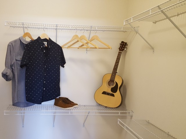 Image of Walk-in closets for The Brixton Apartments