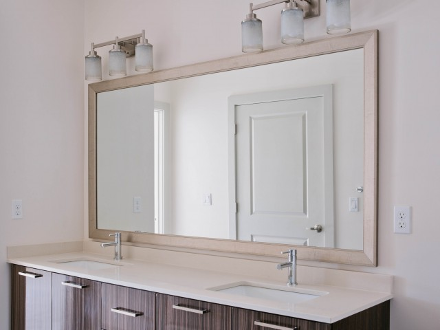 Image of Dual sinks in master bathrooms* for Talia Apartments