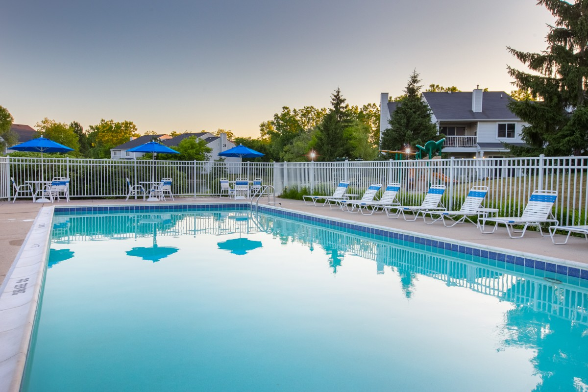 Image of Swimming pool with poolside Wi-Fi for Arbor Landings Apartments