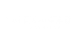 Logo for The Alexander Apartments in Alexandria, VA