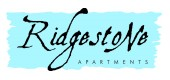 Logo for Ridgestone Apartments in Lake Elsinore, CA