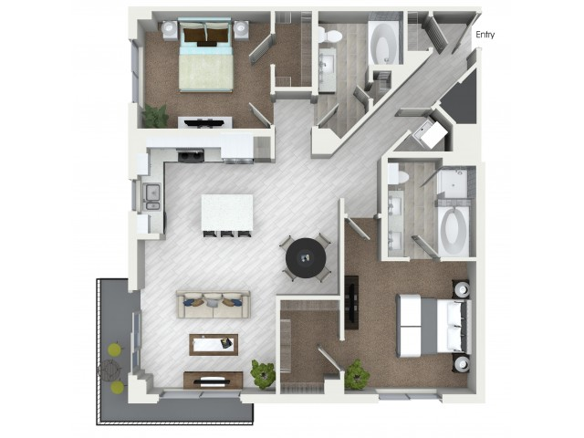 Studio 1 2 bedroom apartments in fort lauderdale ora - 2 bedroom apartments in fort lauderdale ...