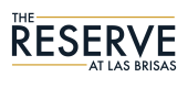 Logo for The Reserve at Las Brisas Apartments in Irving, TX