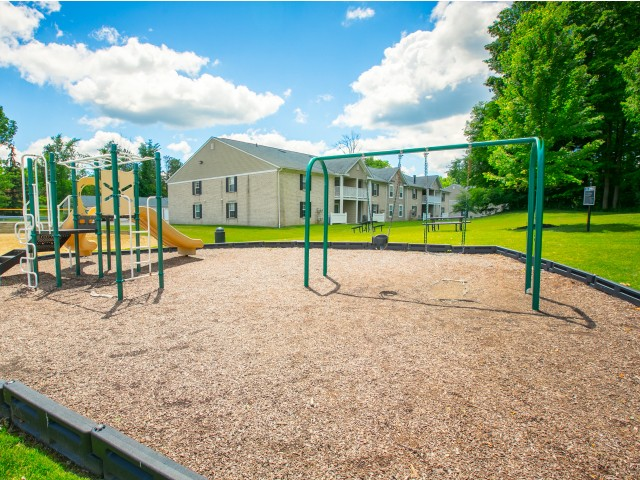 Playground at Mallard\'s Crossing Apartments in Medina, Ohio