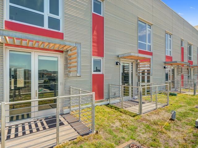 Green rooftop at L Seven Apartments in San Francisco CA