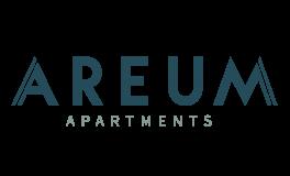 Logo for Areum Apartments in Monrovia CA