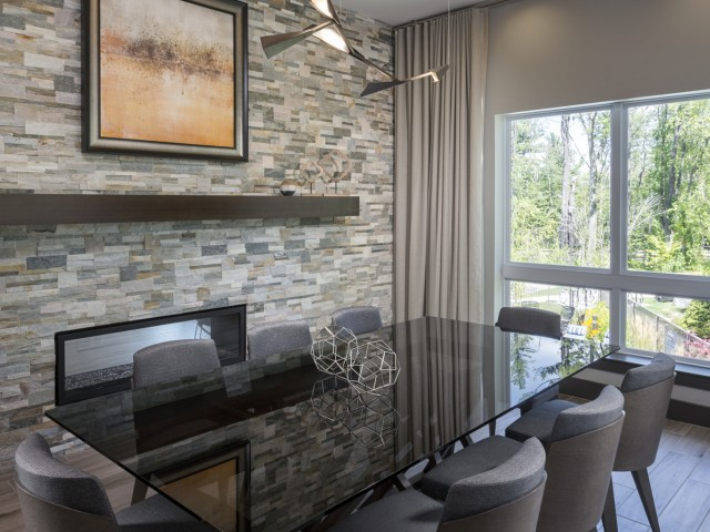 Image of Business lounge: dining & conference room for Talia Apartments