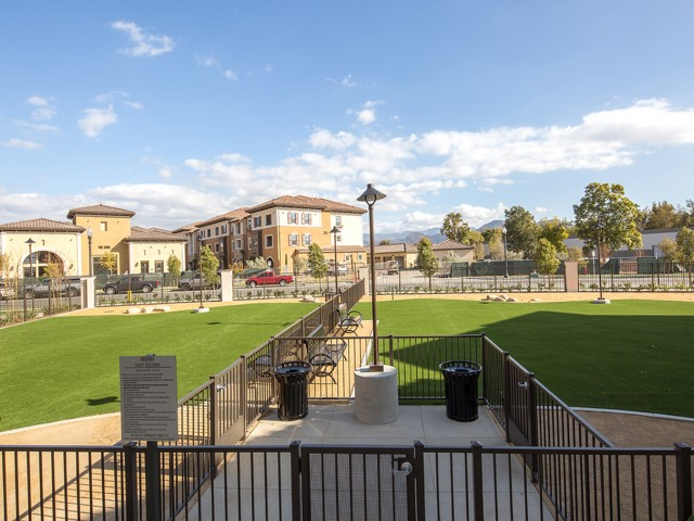 Dog park Andorra Apartments Camarillo CA
