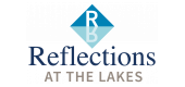 Logo for Reflections at the Lakes Apartments in Las Vegas, NV
