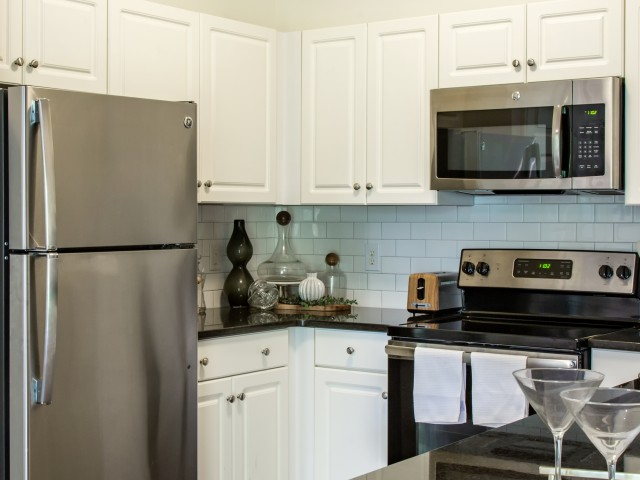 Image of Stainless steel appliances* for Heritage on the Merrimack