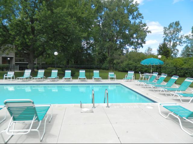 Image of Refreshing Swimming Pool for Clinton Manor Apartments