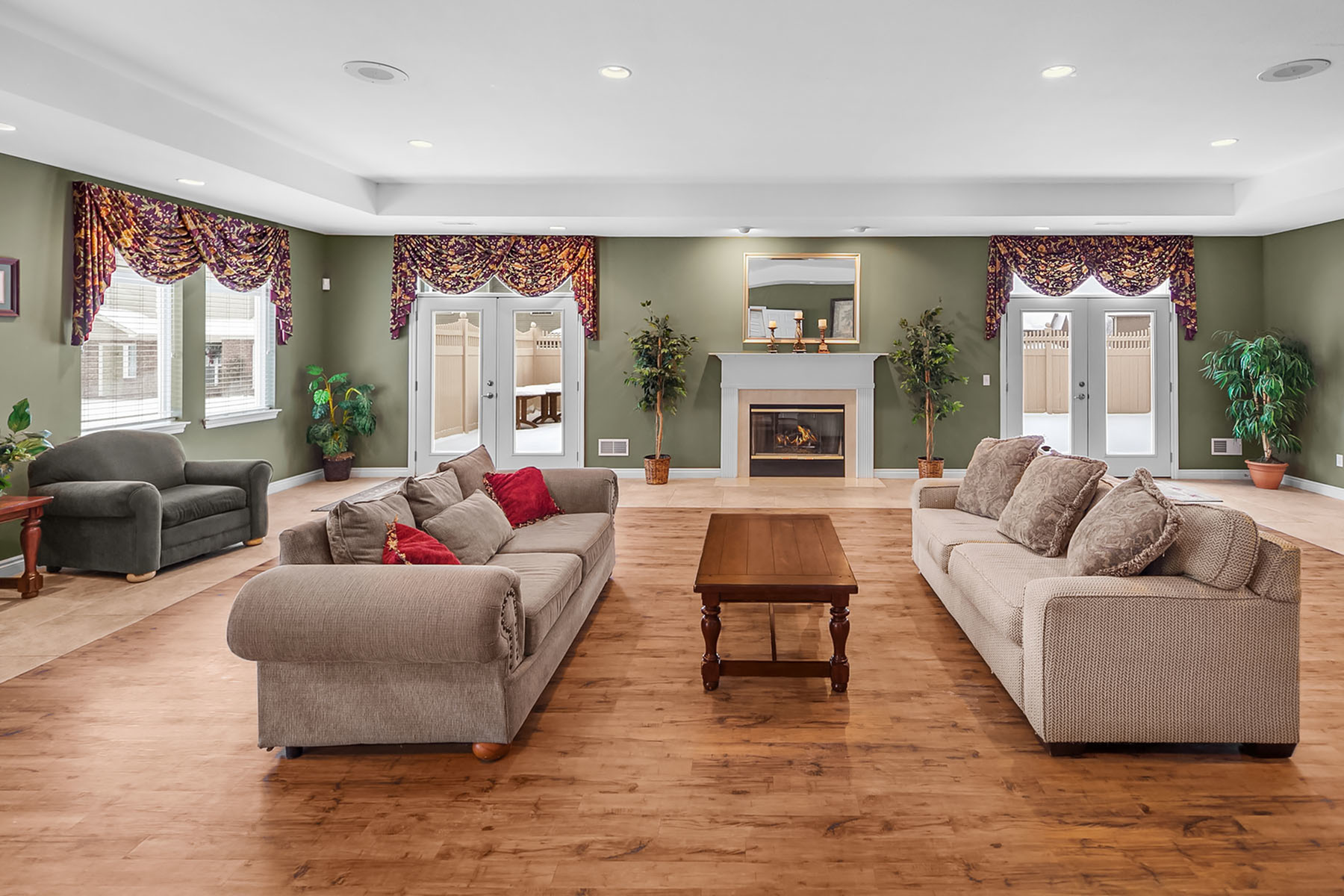 Image of Clubhouse for Mallard Pond Apartments & Condos