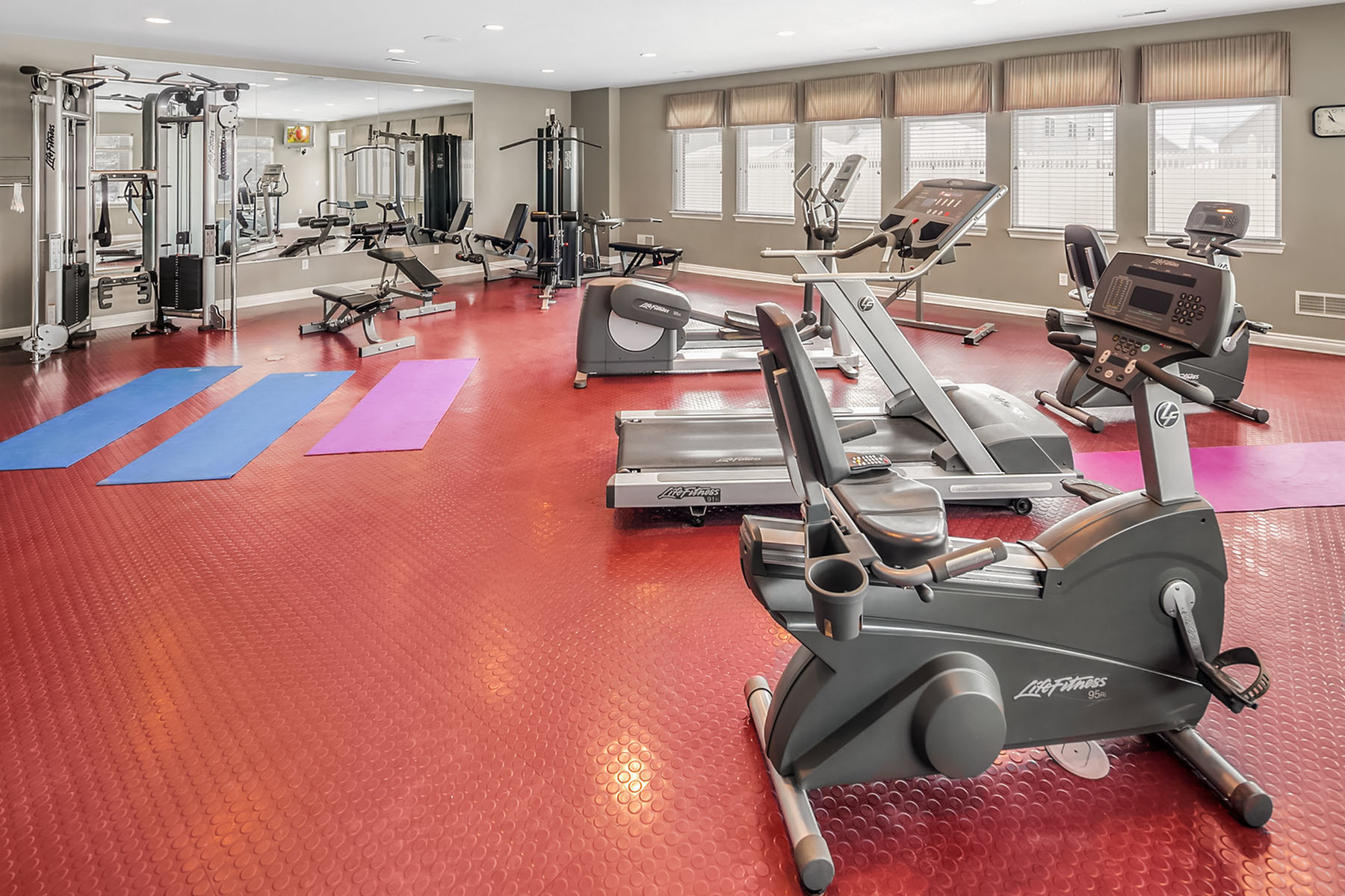 Image of 24 Hour Fitness Gym for Mallard Pond Apartments & Condos