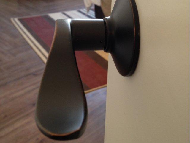 Image of Schlage Door Hardware for The Albert