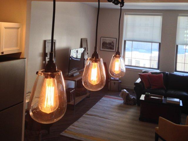 Image of Energy Efficient Fluorescent Lighting for The Albert