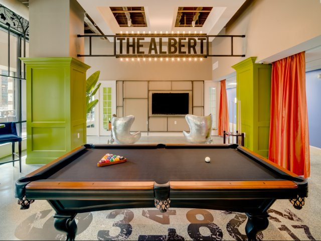 Image of Community Lounge for The Albert
