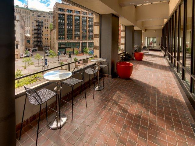 The Albert, Luxury Apartments in Capitol Park, Detroit