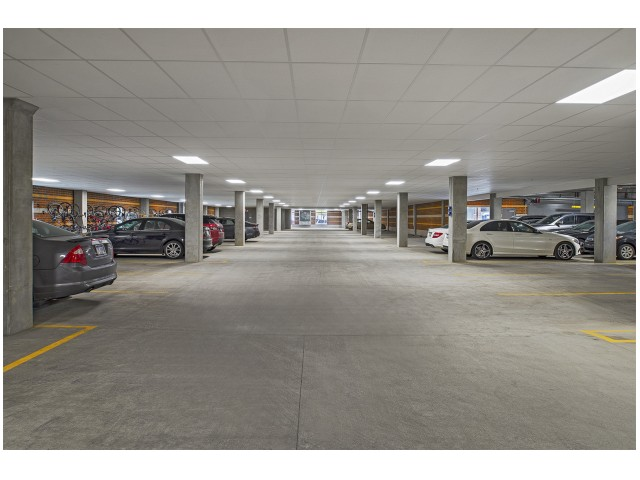 Image of Private Underground Garage for The Scott at Brush Park