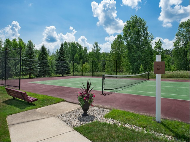 Image of Tennis Court for Gateway of Grand Blanc