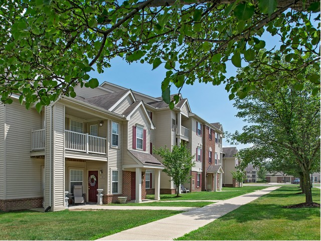 Image of Balconies/Patios for Gateway of Grand Blanc