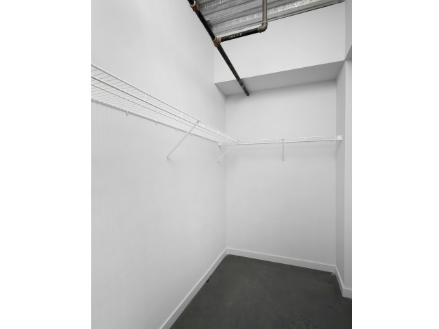 Image of Spacious Walk-in Closets for 1241 North Milwaukee