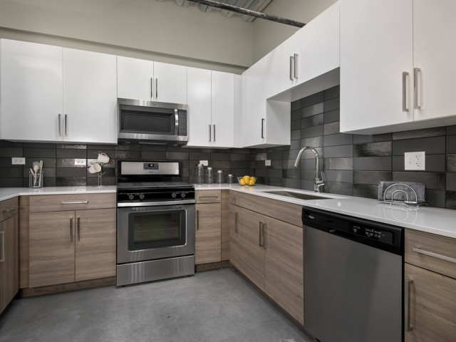 Whirlpool Stainless Steel Appliances