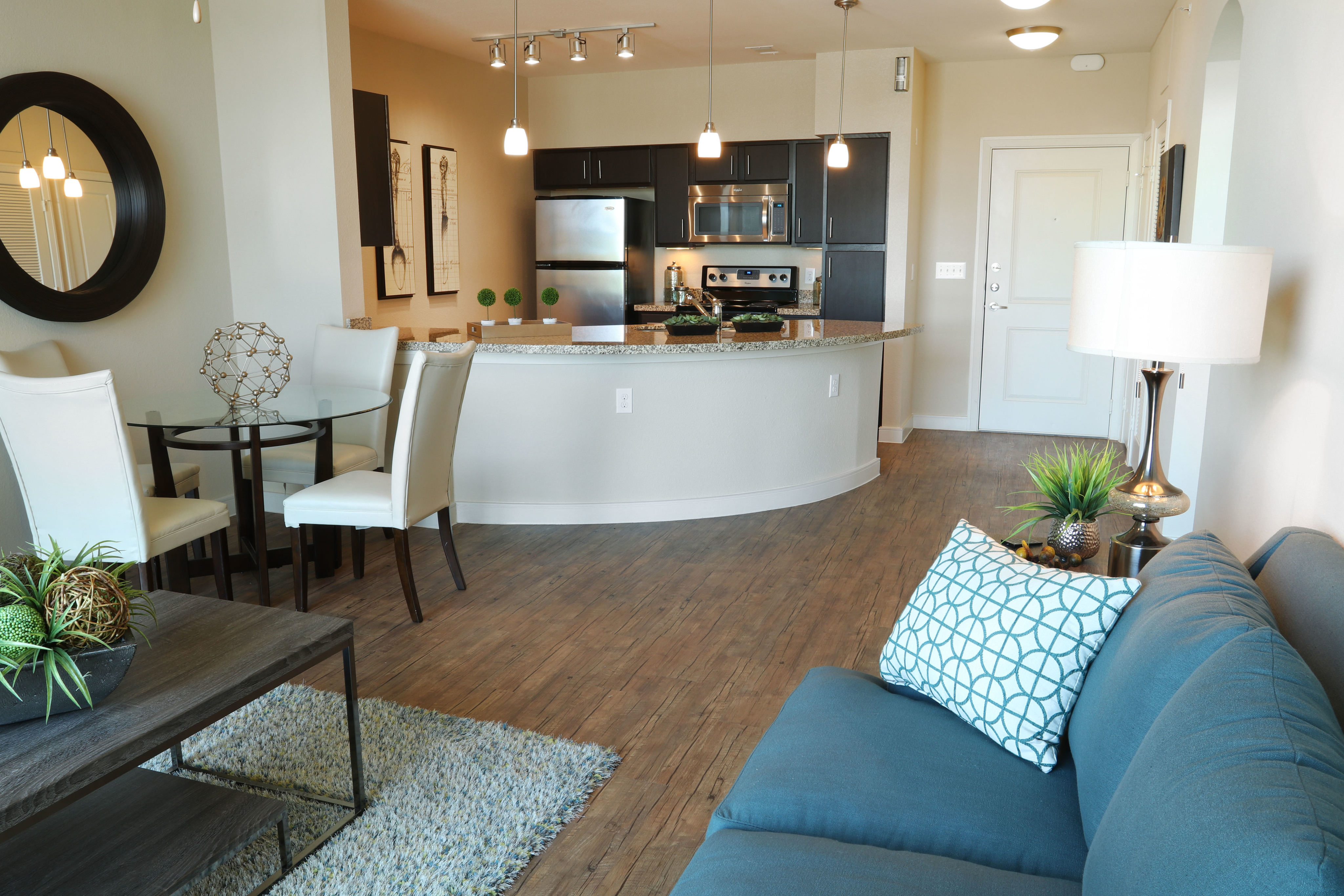 Image of Open & spacious floor plans for District at SoCo