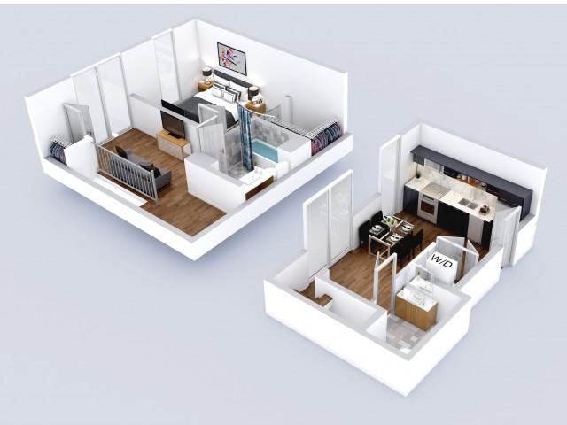 Duplex-Bi-Level B
