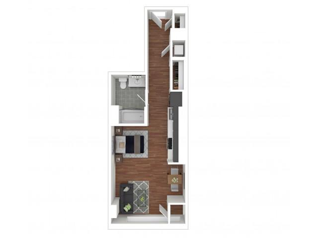 Studio Apartment S-C