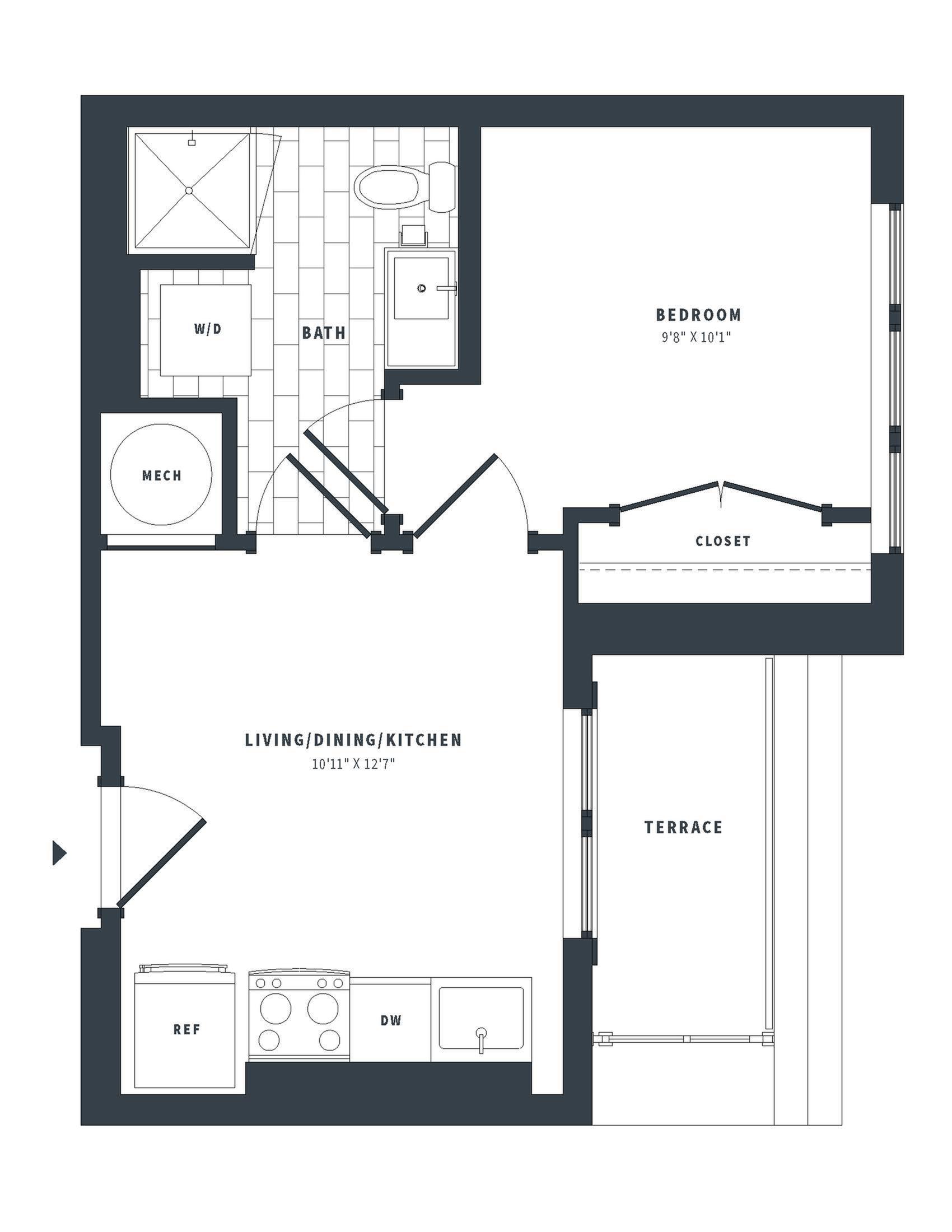 floorplan image of 515