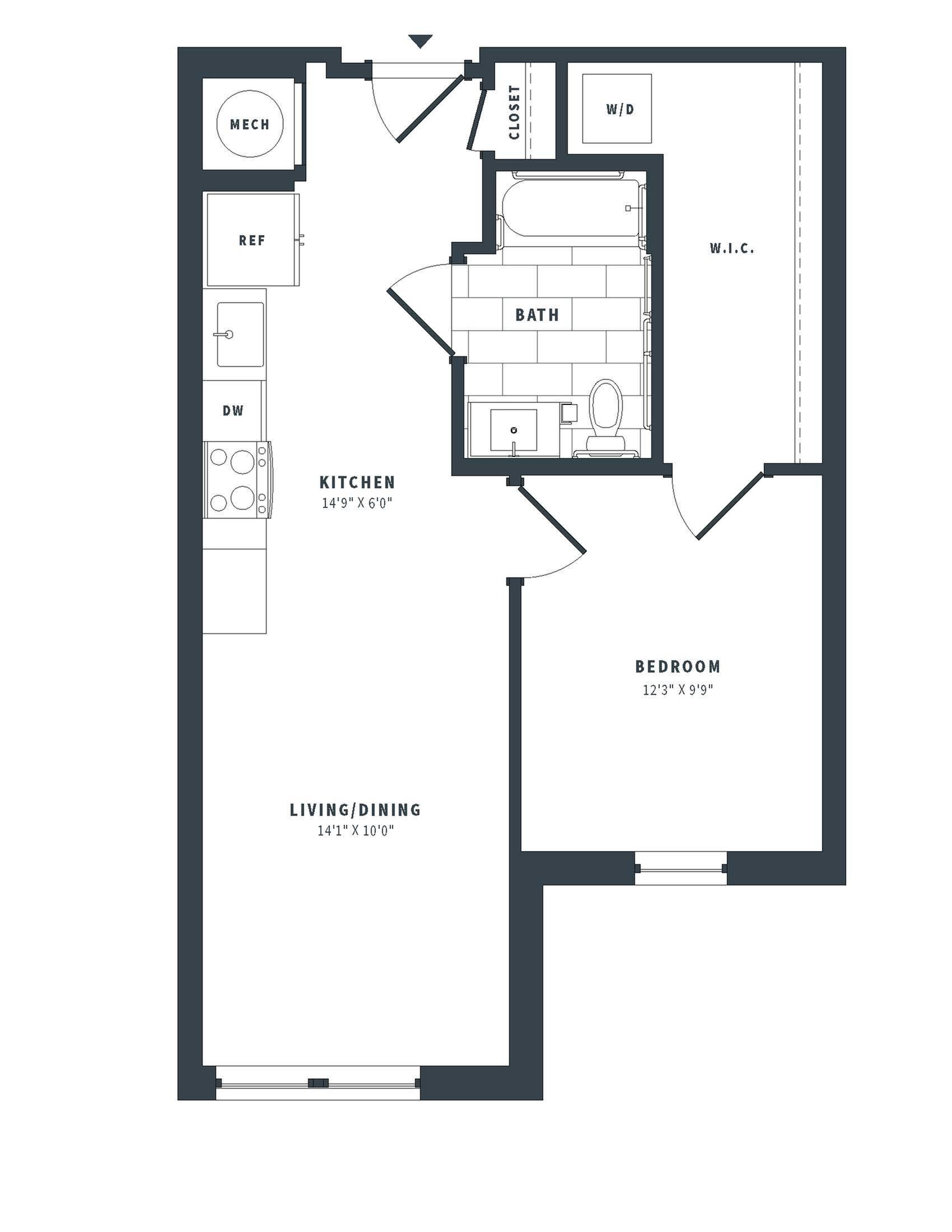 floorplan image of 249