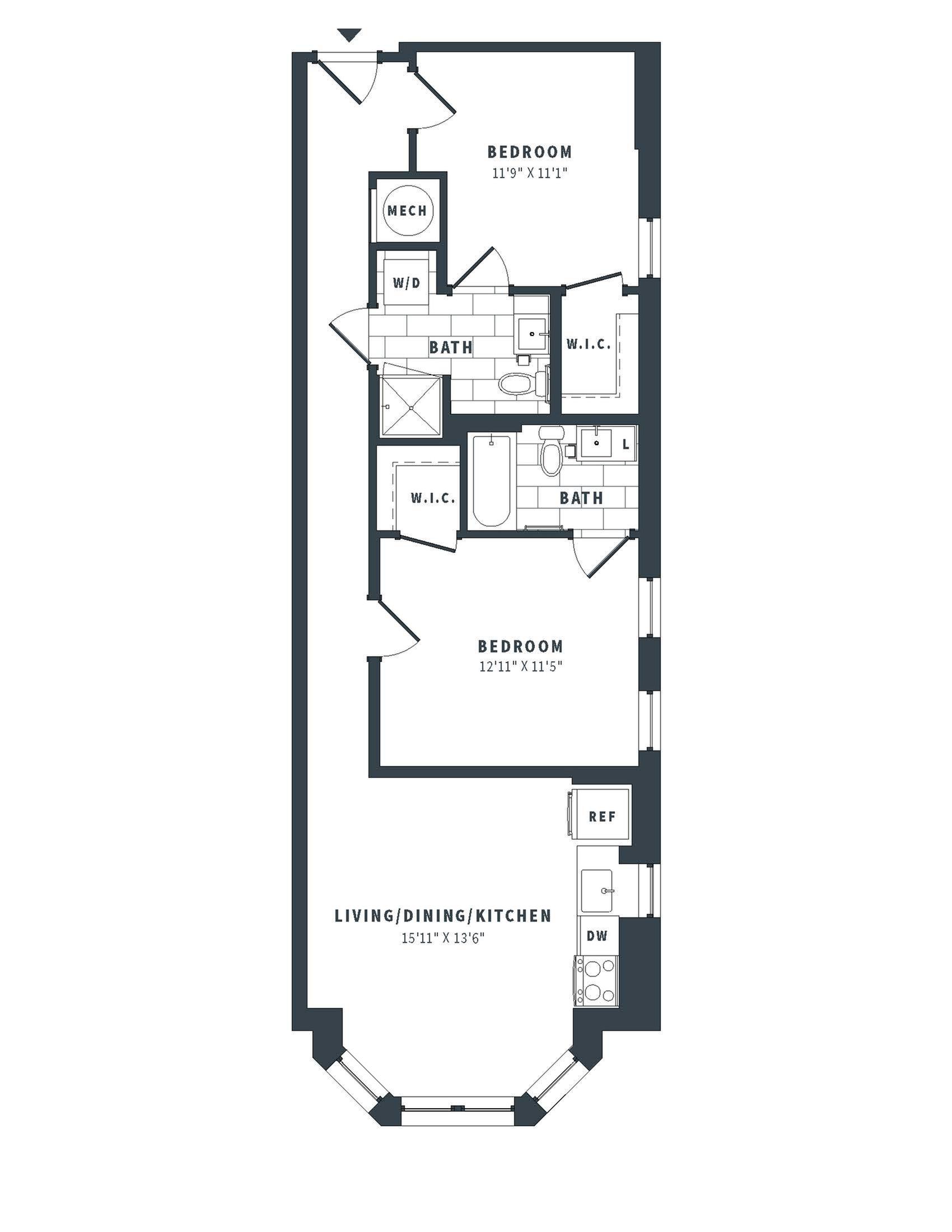 floorplan image of 240