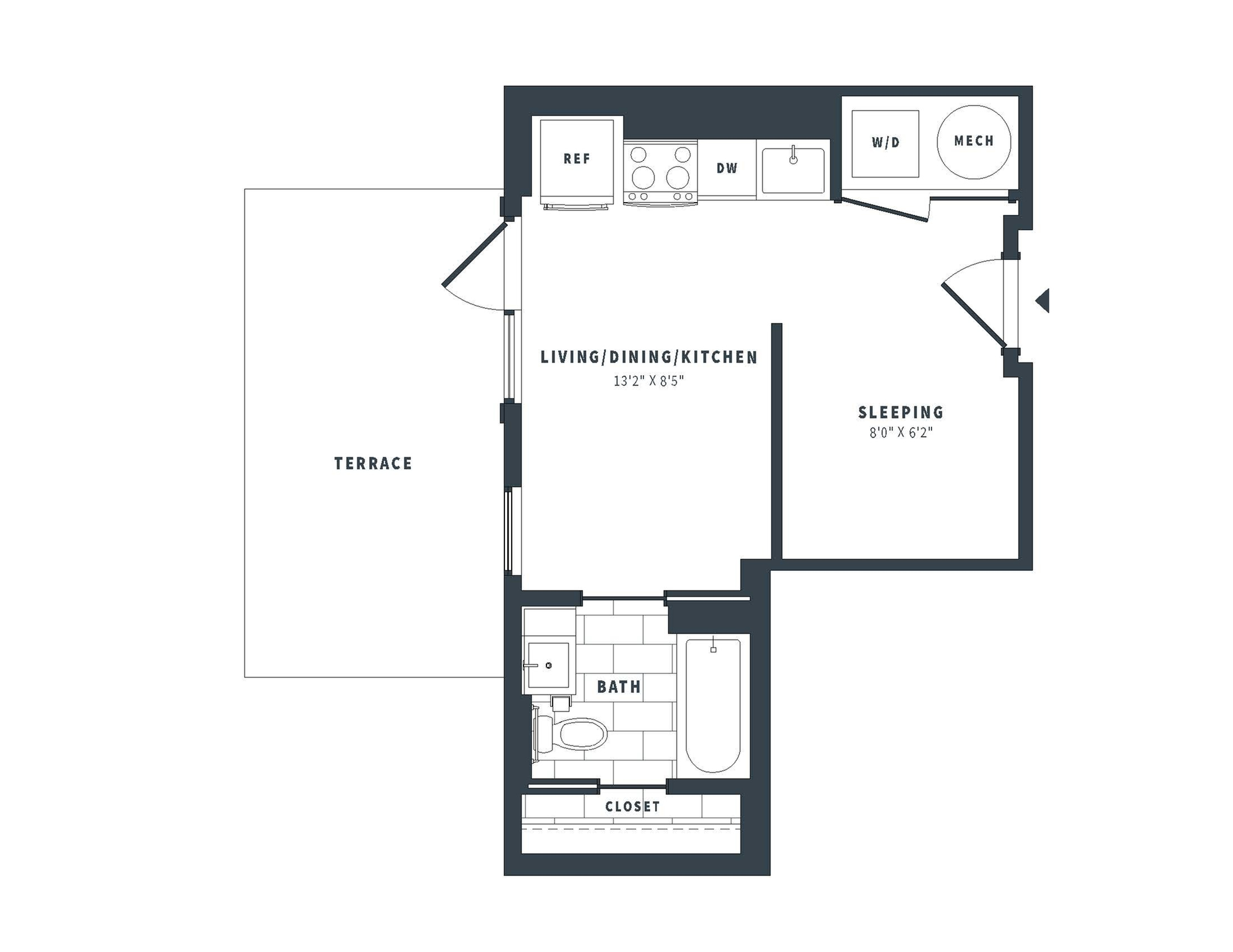 floorplan image of PH-14
