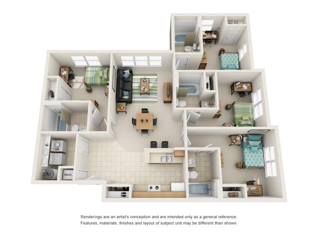 University Landing Apartments