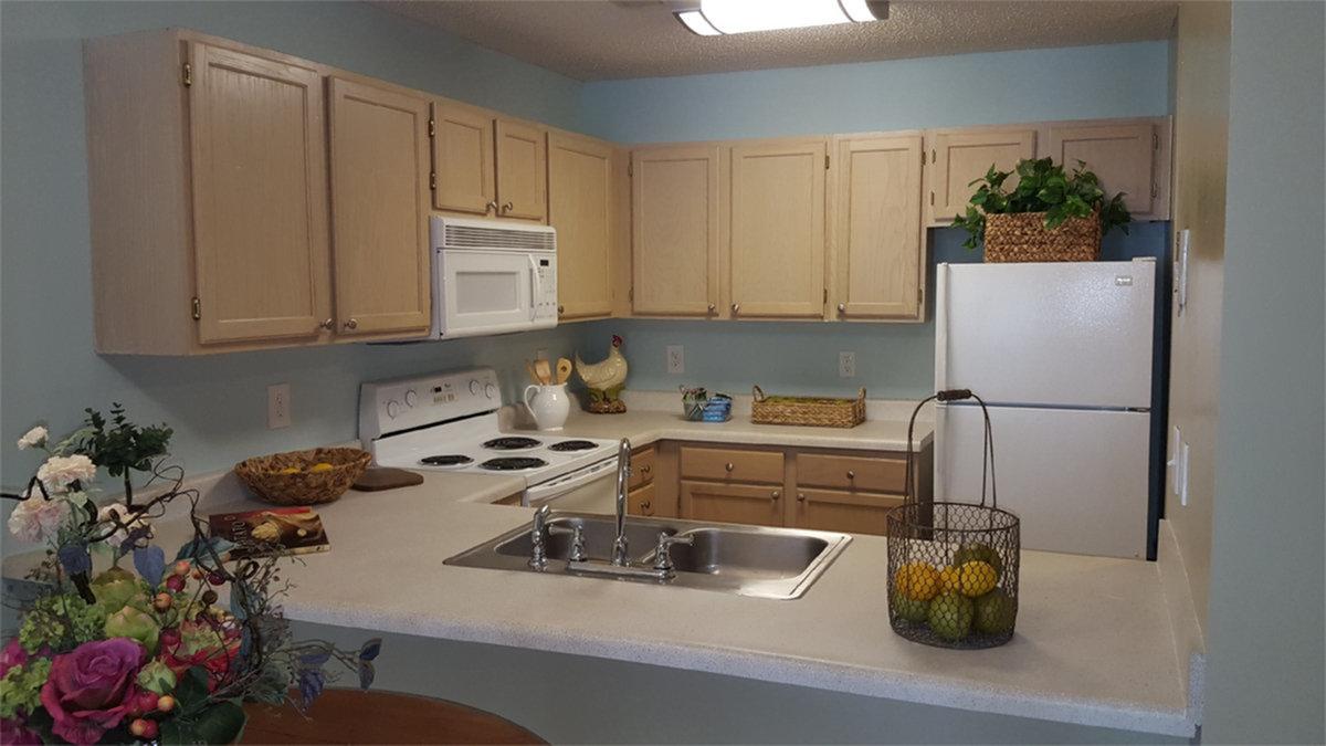 Metropolitan - Kitchen