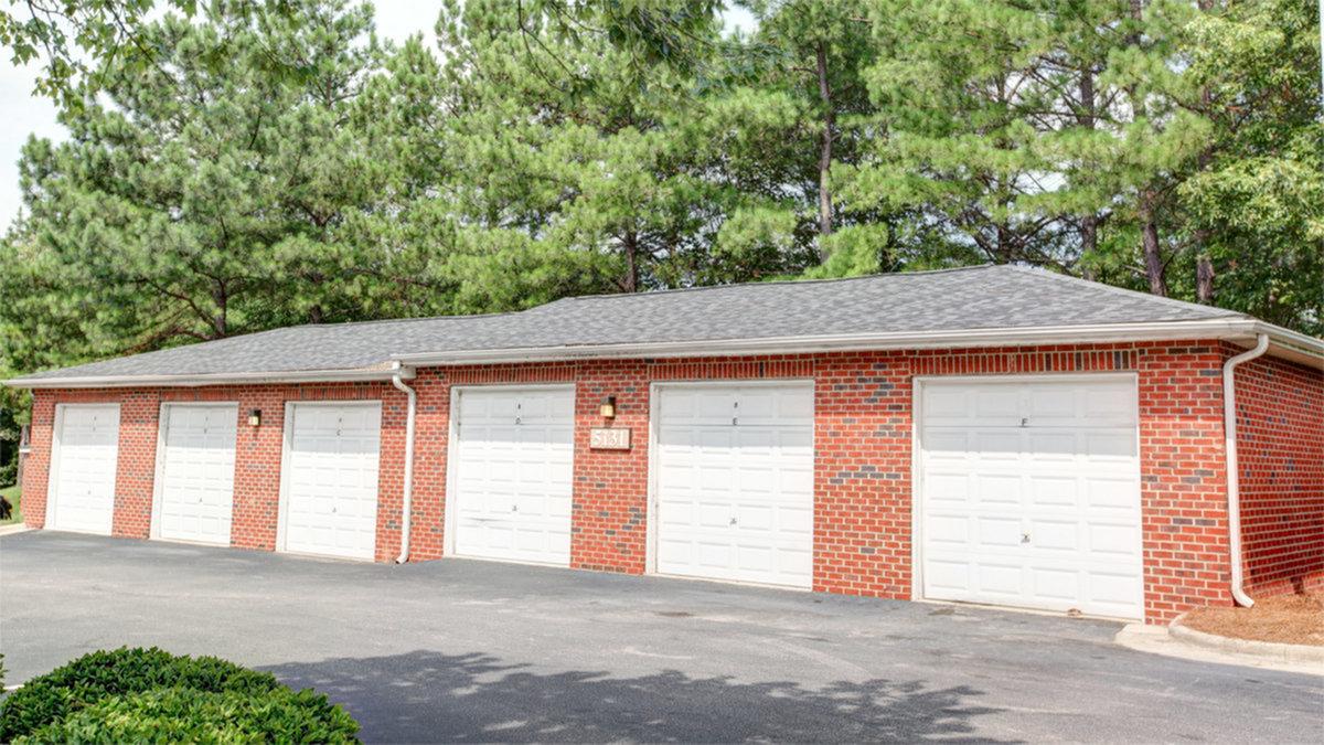 Available Detached Garages