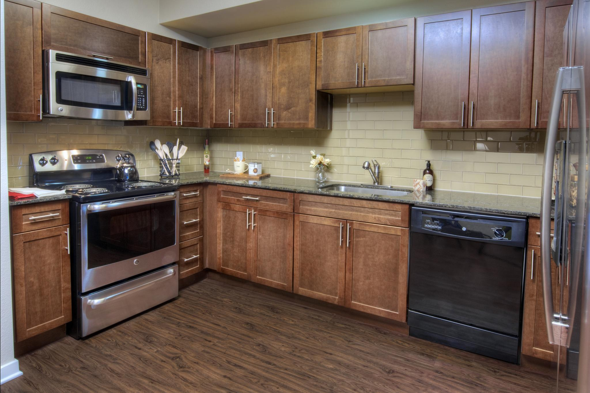 Image of Fully Equipped Kitchen for Uptown Broadway