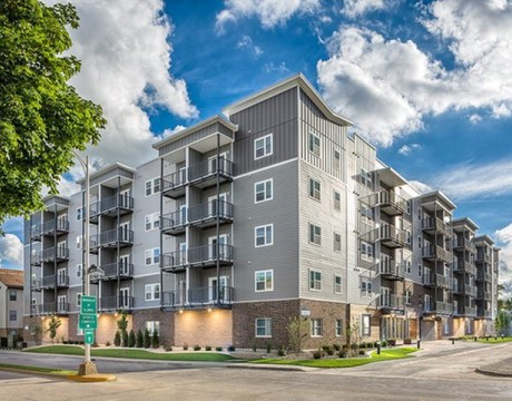 The Newest Student Apartment Homes In Urbana