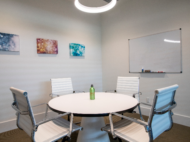 24-Hour Conference and Study Rooms