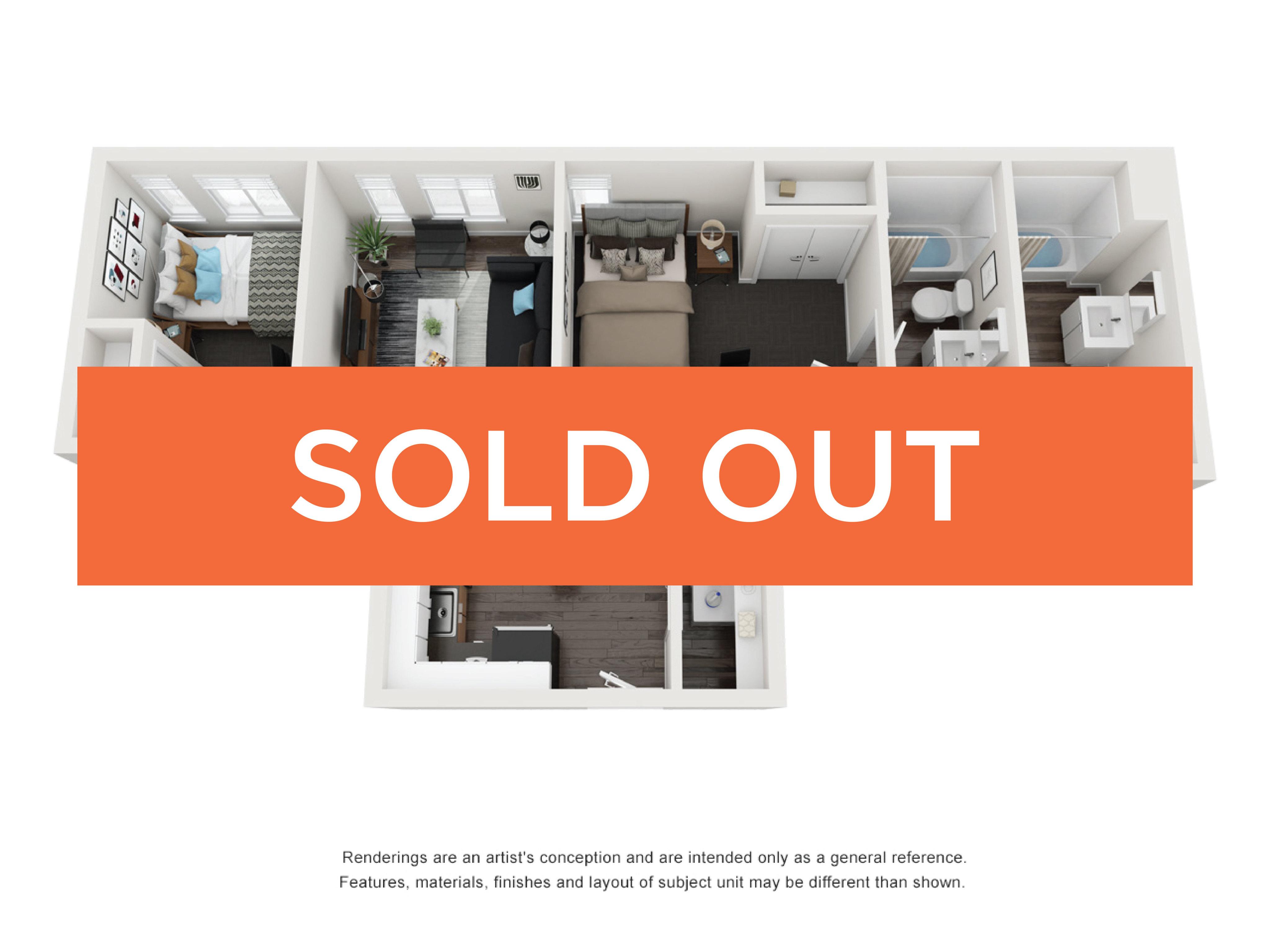 Prairie Elite floorplan is sold out