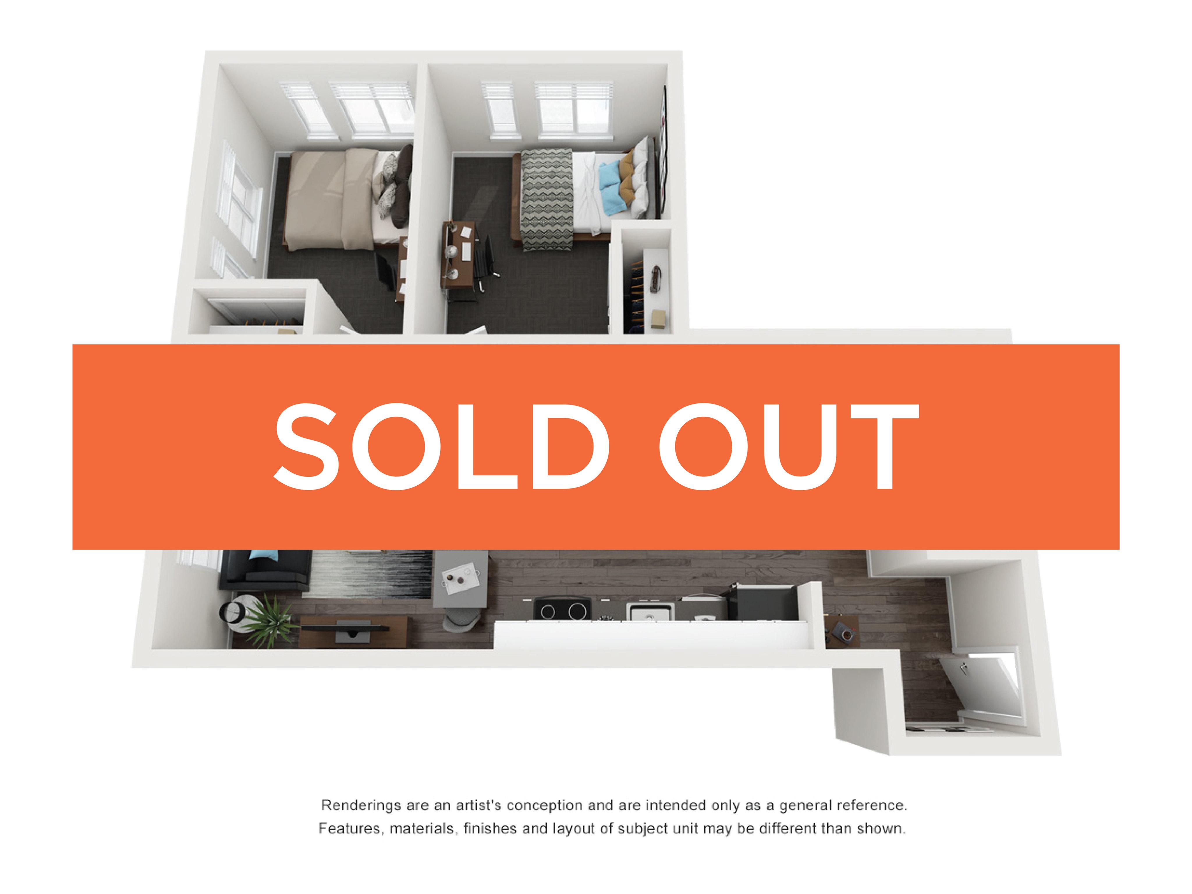 2BR/2BA - Savannah Elite sold out