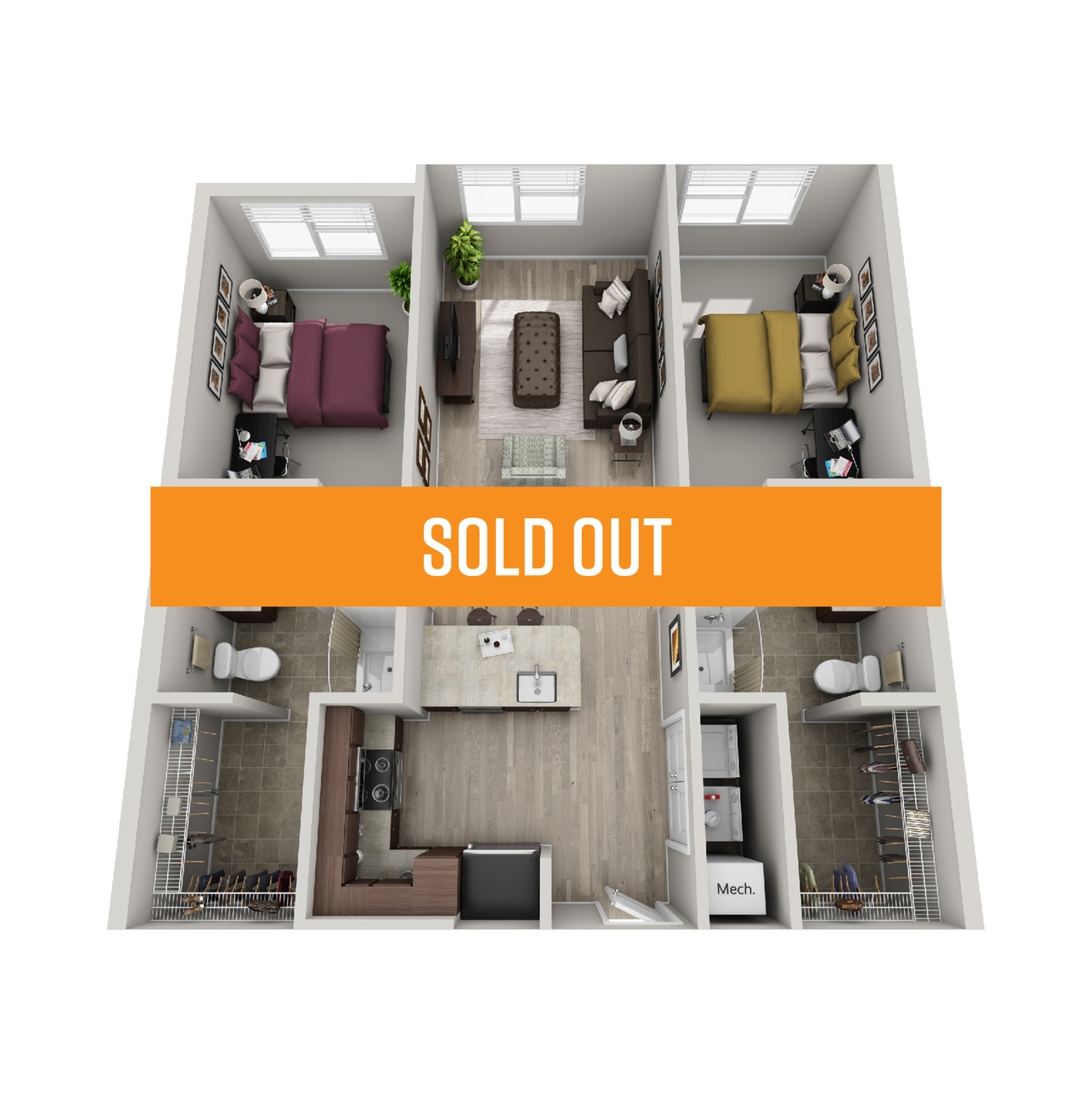 B2- Dyer sold out