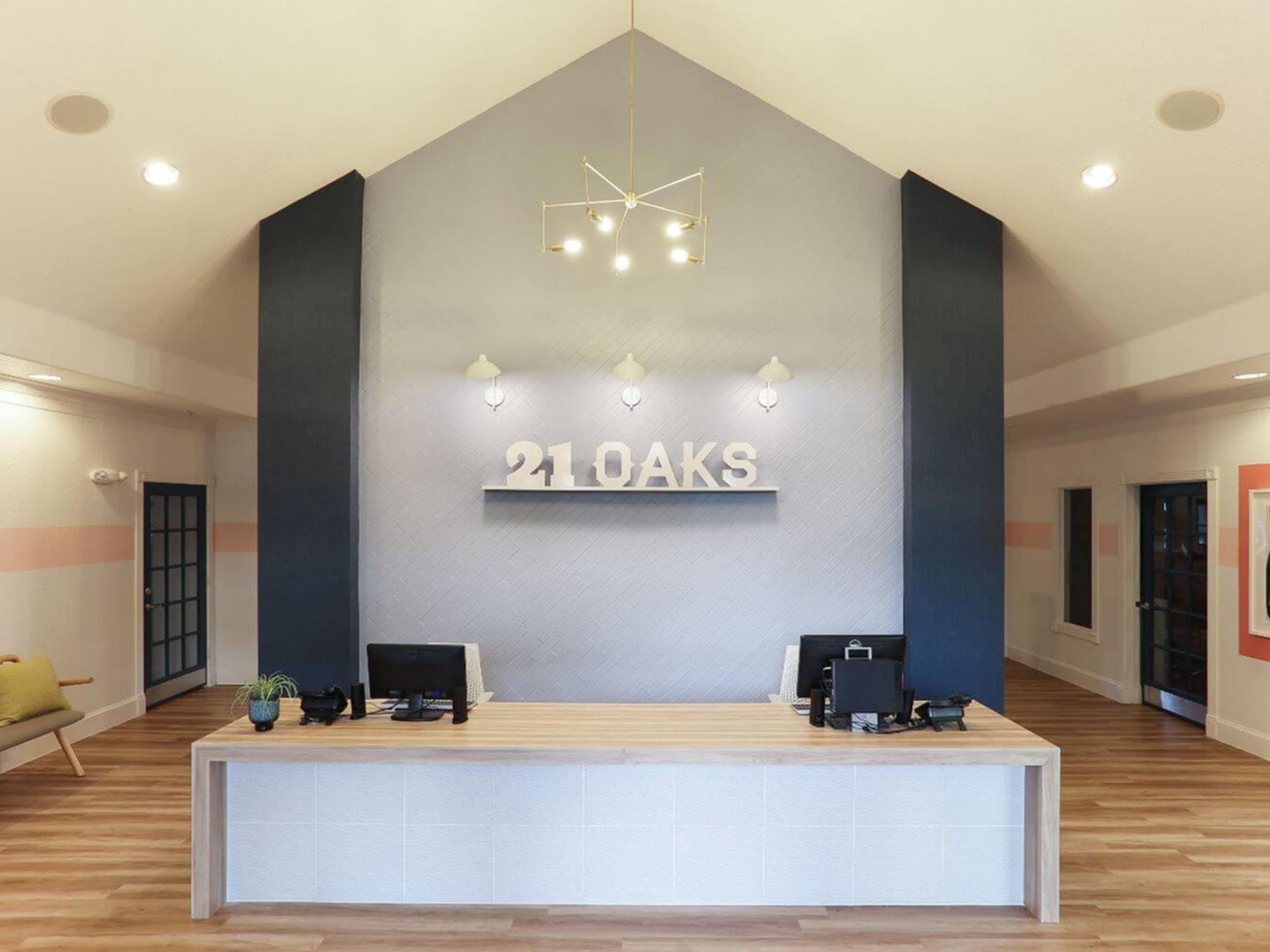 21 Oaks