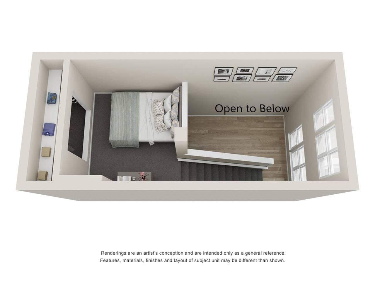 Studio - A Loft Combined