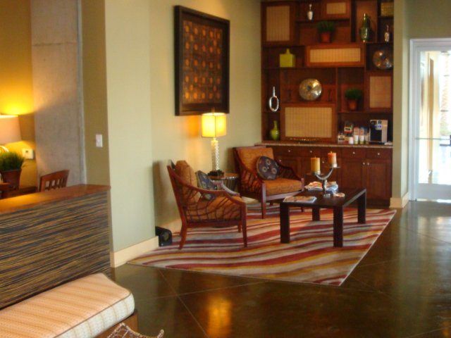 Image of Reservable Resident Lounge for Skyline Lofts Apartment Homes