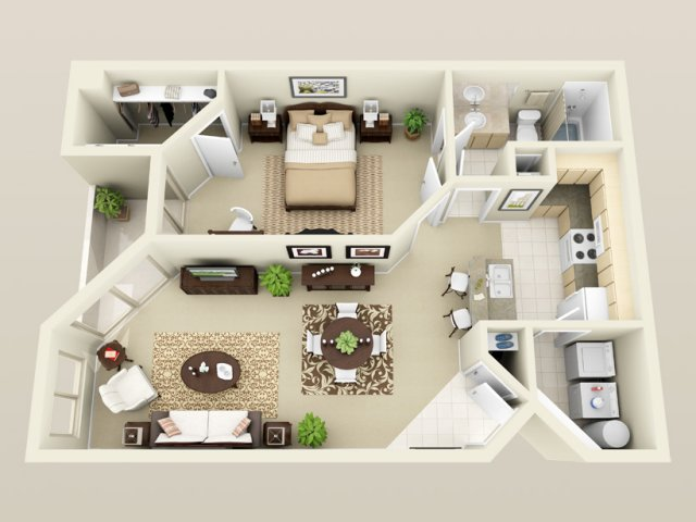 Monterra Luxury Apartment Homes