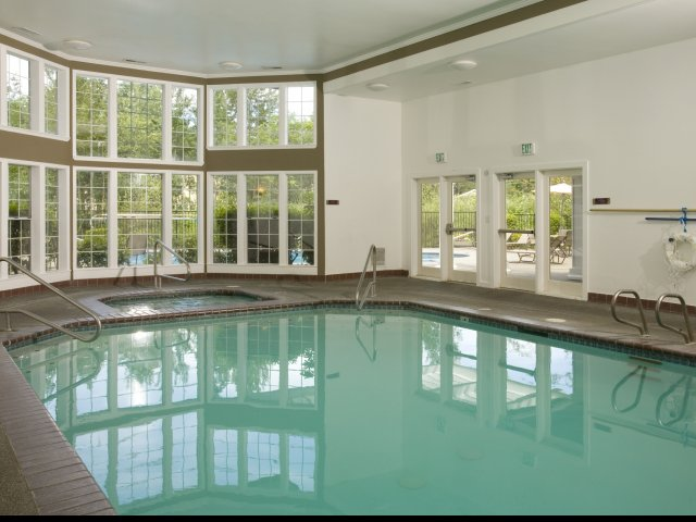 Image of Heated Indoor Pool for Waterbury Park
