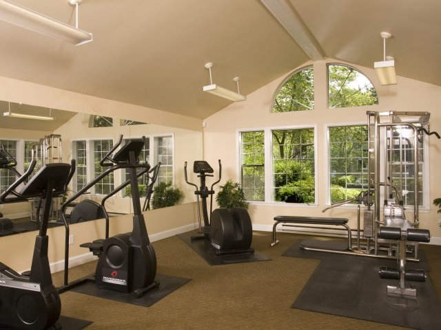 Image of 24 Hour Fitness Center for Waterbury Park