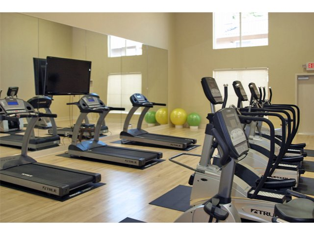 Image of 24 Hour Fitness Center for A'Cappella Apartment Homes